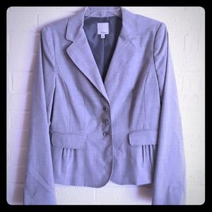 Halogen 2 PC blazer set size 8